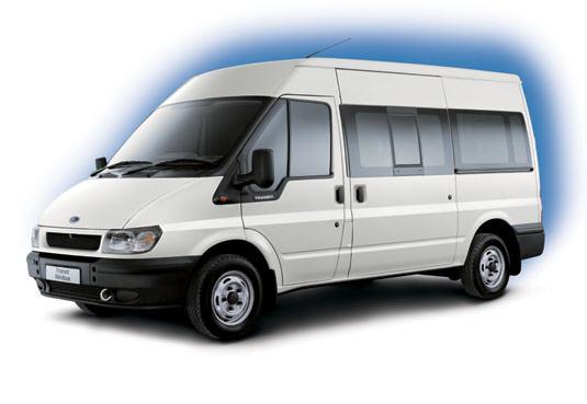 Minibus Hire - pic2